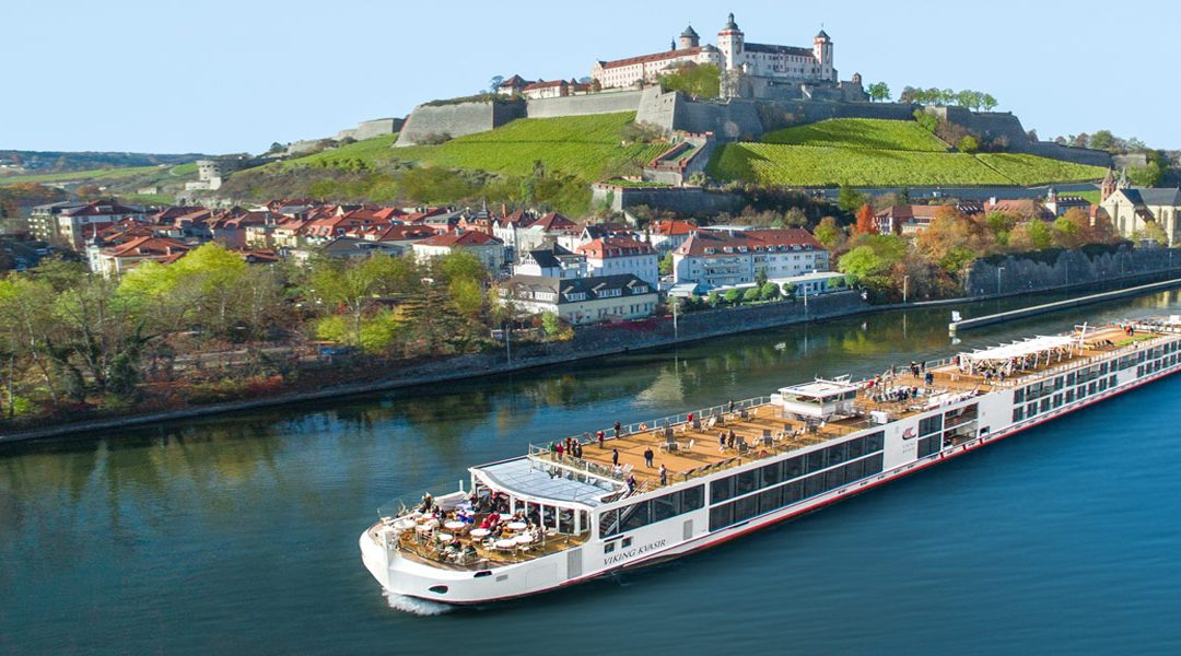 INTERVIEW WITH VIKING RIVER CRUISES 2017