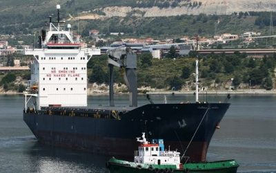 OPENINGS ON A GENERAL CARGO VESSEL FOR 15.07.2017