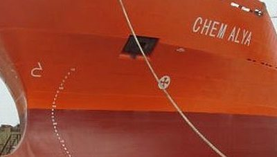URGENT CHIEF OFFICER 2020 VACANCIES ON CHEMICAL TANKER VESSELS