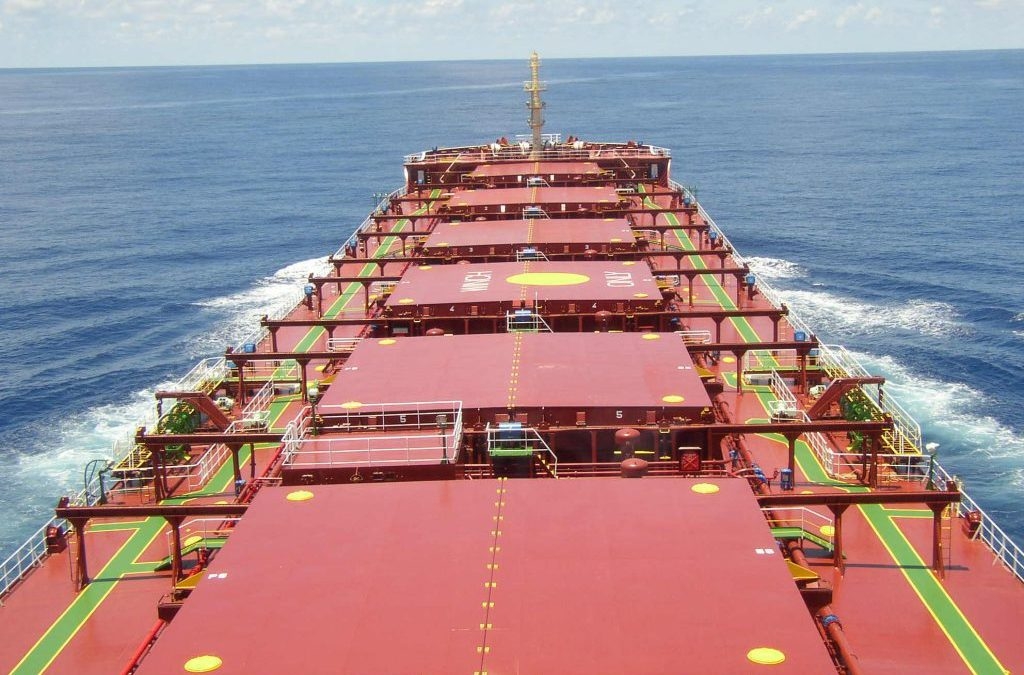 MASTER & CHIEF OFFICER OPENINGS ON CAPESIZE BULK CARRIERs