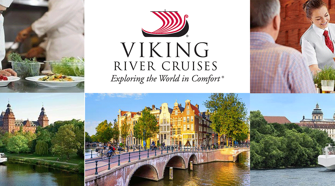 SET SAIL FOR YOUR CAREER WITH VIKING CRUISES ON EUROPE'S RIVERS – NEW INTERVIEW DATE