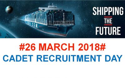 RECRUITMENT EVENT FOR DECK, ENGINE AND ELECTRICAL CADETS