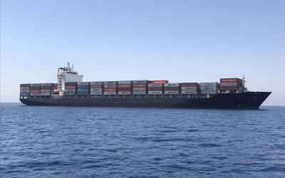 VACANCY FOR CHIEF ENGINEER ON CONTAINER SHIP END OCTOBER 2020
