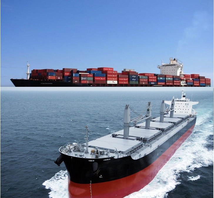 NOVEMBER OPENINGS ON CONTAINER & BULK VESSELS
