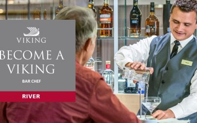 VIKING RIVER CRUISES – BAR CHEF FOR PORTUGAL