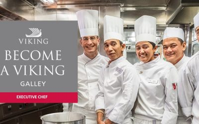 EXECUTIVE CHEF FOR VIKING RIVER CRUISES