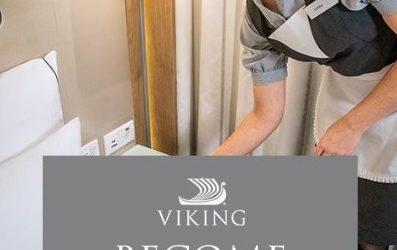HOUSEKEEPER FOR VIKING RIVER CRUISES